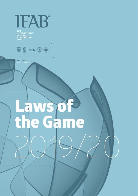 New Laws For 2020.New Laws Of The Game Changes For Season 2019 2020 Cdjfl